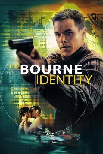 Poster of The Bourne Identity