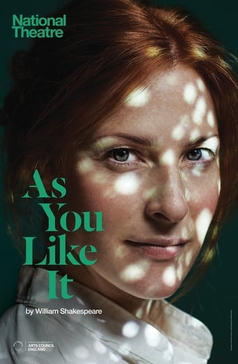 Poster of National Theatre Live: As You Like It