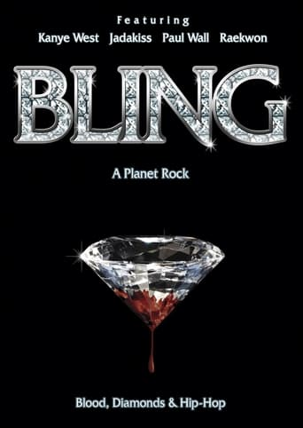 Poster of Bling: A Planet Rock