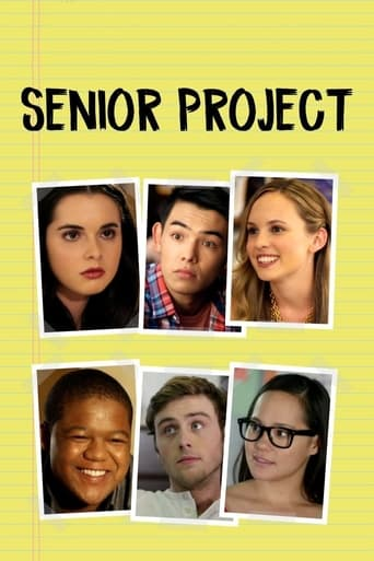 Poster of Senior Project