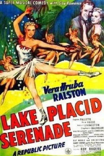 Poster of Lake Placid Serenade