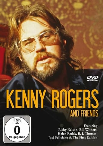 Poster of Kenny Rogers and Friends