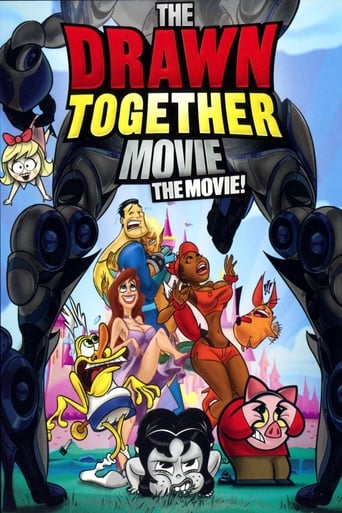 Poster of The Drawn Together Movie: The Movie!