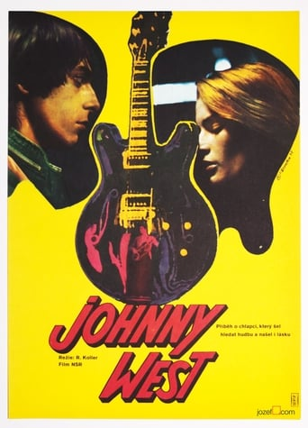 Poster of Johnny West
