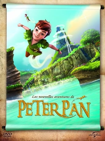 Filmplakat von Peter Pan - Neue Abenteuer