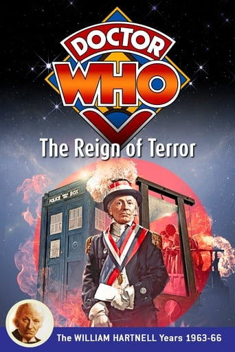 Poster of Doctor Who: The Reign of Terror