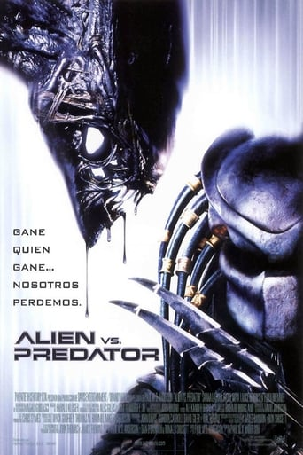 Poster of Alien vs. Predator