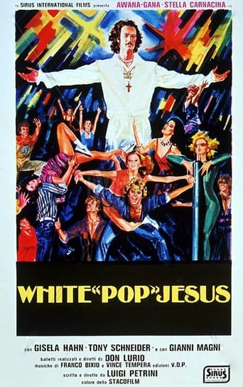 Poster of White Pop Jesus