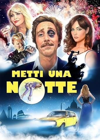 Poster of Metti una notte