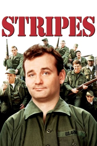 Poster of Stripes