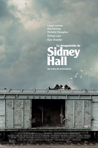 Poster of La desaparición de Sidney Hall