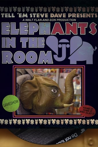 Poster of Tell 'Em Steve Dave Presents: ElephANTS in the Room