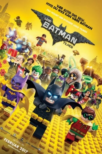 LEGO Batman: Le film