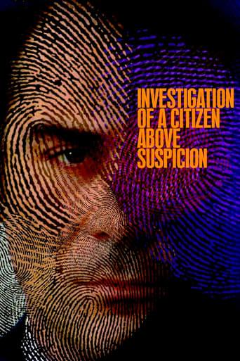 Poster of Investigation of a Citizen Above Suspicion