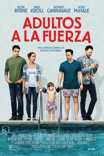 Poster of Adultos a la fuerza