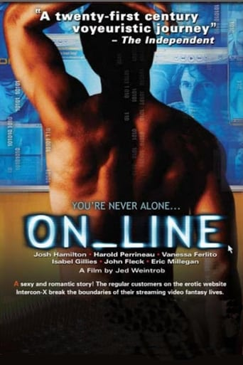 Poster of On_Line