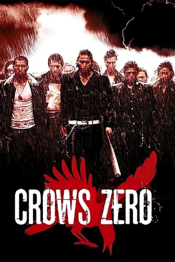 Poster of Crows Zero