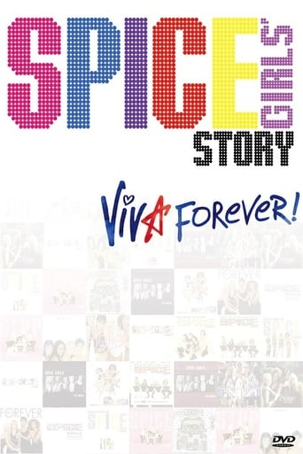 Poster of The Spice Girls Story: Viva Forever!