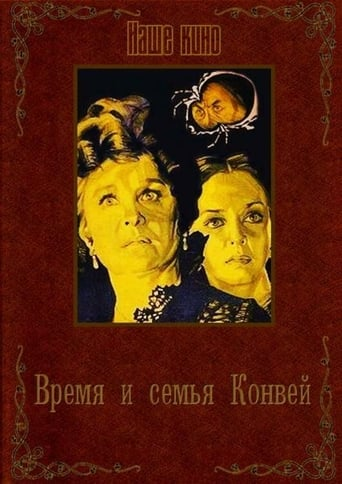 Poster of Time and the Conways