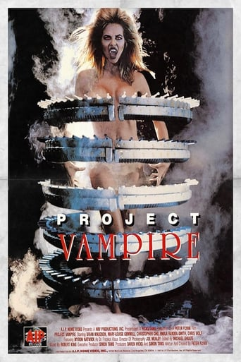 Poster of Project Vampire