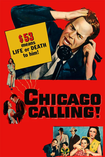 Poster of Chicago Calling