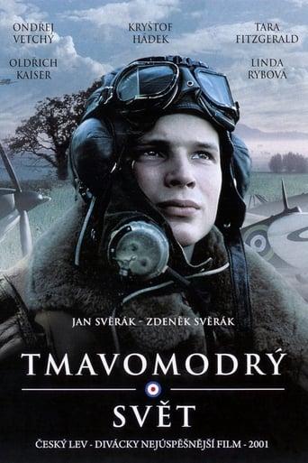 Poster of Tmavomodrý svět