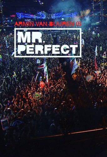 Poster of Armin van Buuren is Mr. Perfect