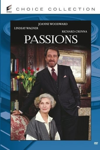 Poster of Passions