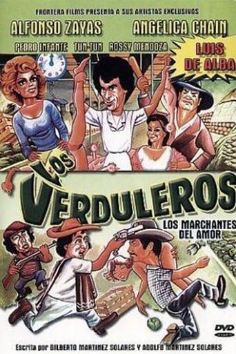 Poster of Los verduleros