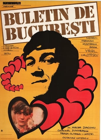 Poster of Buletin de București
