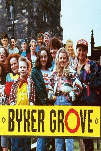 Poster of Byker Grove