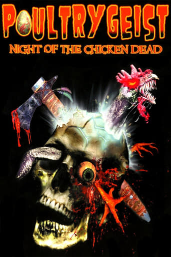 Poster of Poultrygeist: Night of the Chicken Dead
