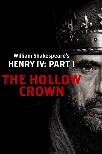 How old was Jeremy Irons in The Hollow Crown: Henry IV - Part 1