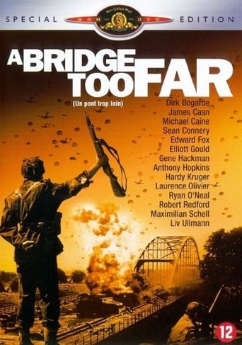 Un pont trop loin