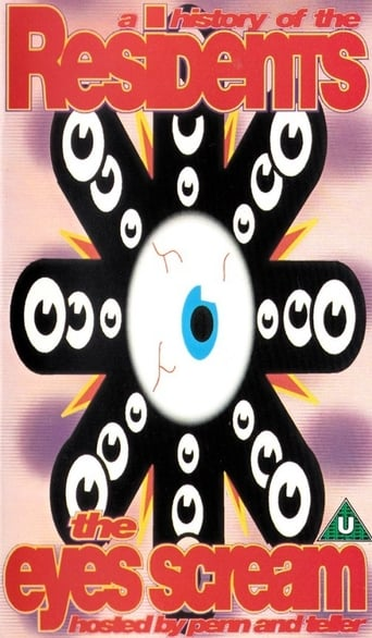 Poster of The Eyes Scream: A History of the Residents