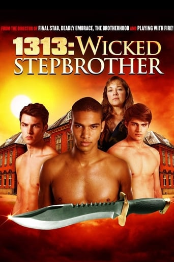 Poster of 1313: Wicked Stepbrother