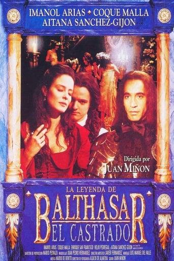 Poster of La leyenda de Balthasar el Castrado