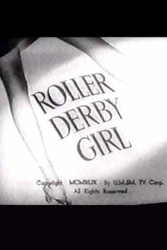Poster of Roller Derby Girl