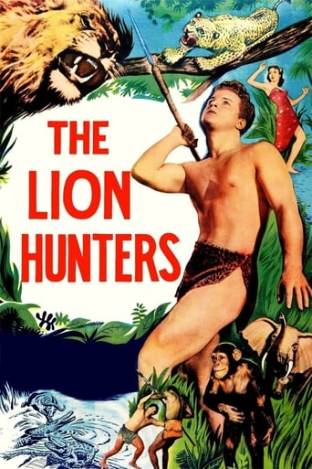Poster of The Lion Hunters