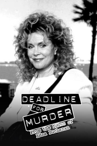 Poster of Deadline for Murder: From the Files of Edna Buchanan