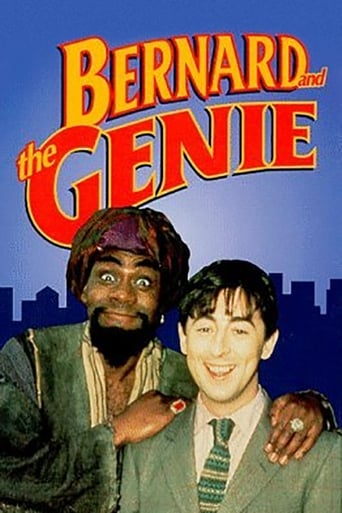 Poster of Bernard and the Genie