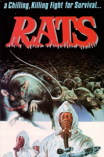 Poster of Rats: Night of Terror