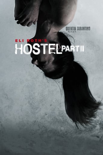 Poster of Hostel: Part II