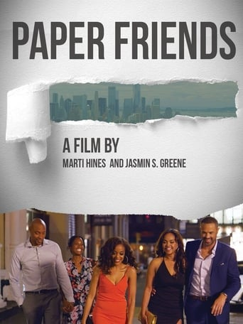 Poster of Paper Friends