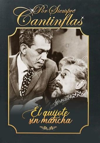 Poster of Un Quijote sin mancha