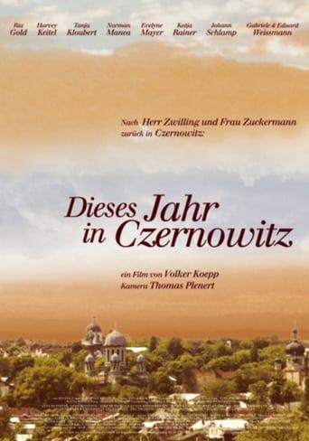 Poster of Dieses Jahr in Czernowitz