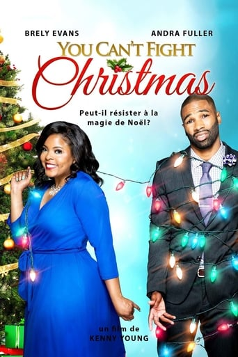 Poster of You Can't Fight Christmas