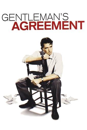 Poster of Gentleman's Agreement