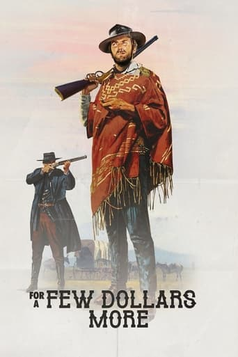 Poster of For a Few Dollars More