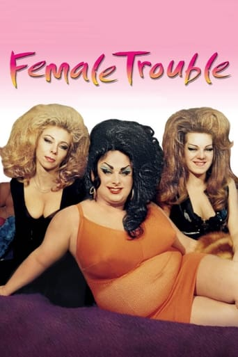 Poster of Female Trouble